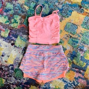 Old Navy Swim or Work Out Set